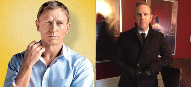 I Met Daniel Craig Today