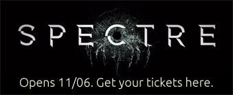 buy spectre tickets
