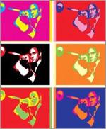 Daniel Craig Pop Art Print Poster