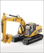 Norscot Cat 320D L Hydraulic Excavator
